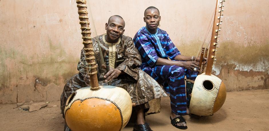 Les korafola maliens : les Diabaté