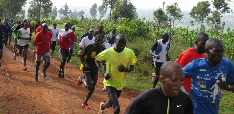 Iten, le village des athlètes au Kénya