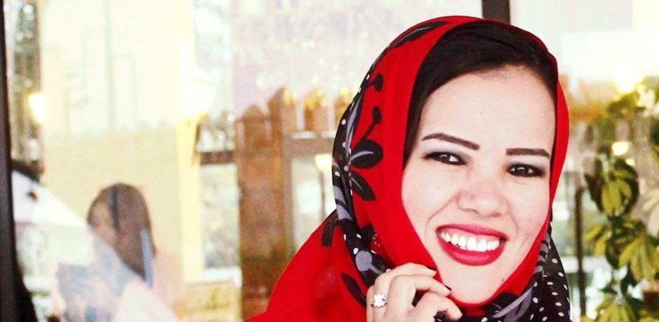 المخرجة مي مصطفى : المرأة الموريتانية مدللة و أنا مع احتفال المرأة بطلاقها لانها  عادة تمنحها حياة جديدة..