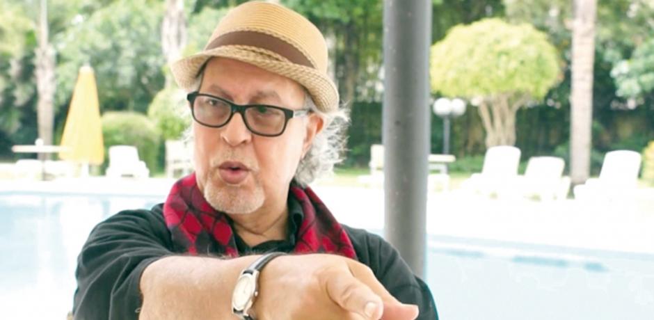 الفنان عمر السيد : لاتهمني السياسة نهائيا و أغاني ناس الغيوان حافظت على قوتها  لهذه الاسباب