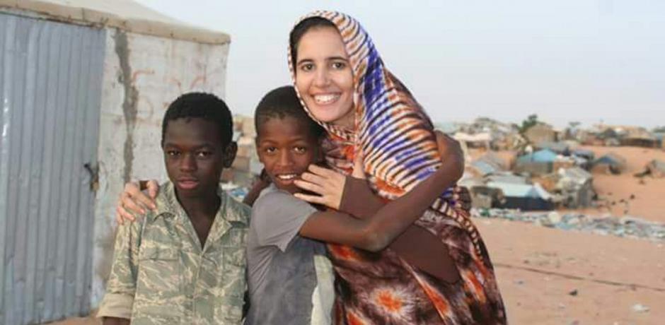 """وردة محمد  : كل واحد منا صاحب رسالة و هذه قصة جمعية """"أسعد تسعد"""""""