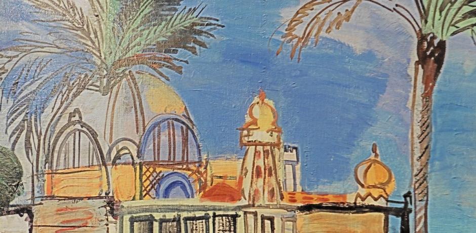 Art Moderne en Mediterranée