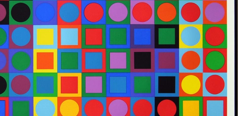 Vasarely, une saga dans le siècle