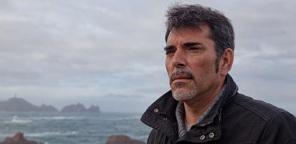 L'écrivain espagnol Victor del Arbol