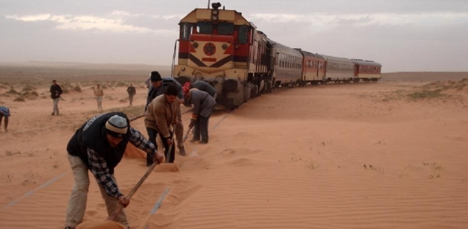 Oriental Desert Express