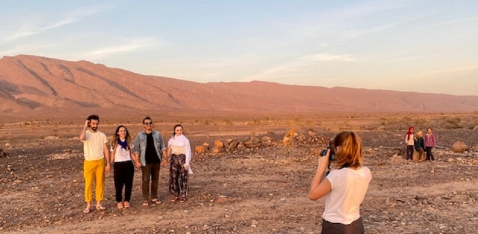 Kafila du Sahara jusqu'à Essaouira