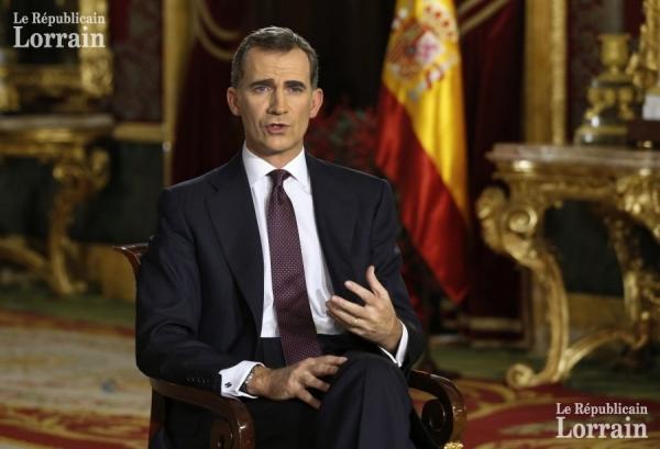دعوة ملك اسبانيا إلى الحوار في ضوء التشريعيات الأخيرة
