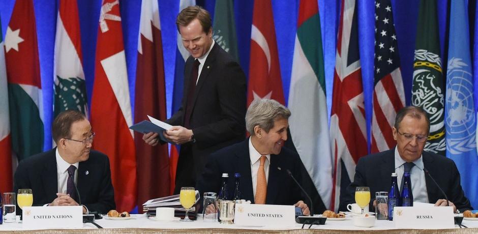 مفاوضات جنيف أية آفاق