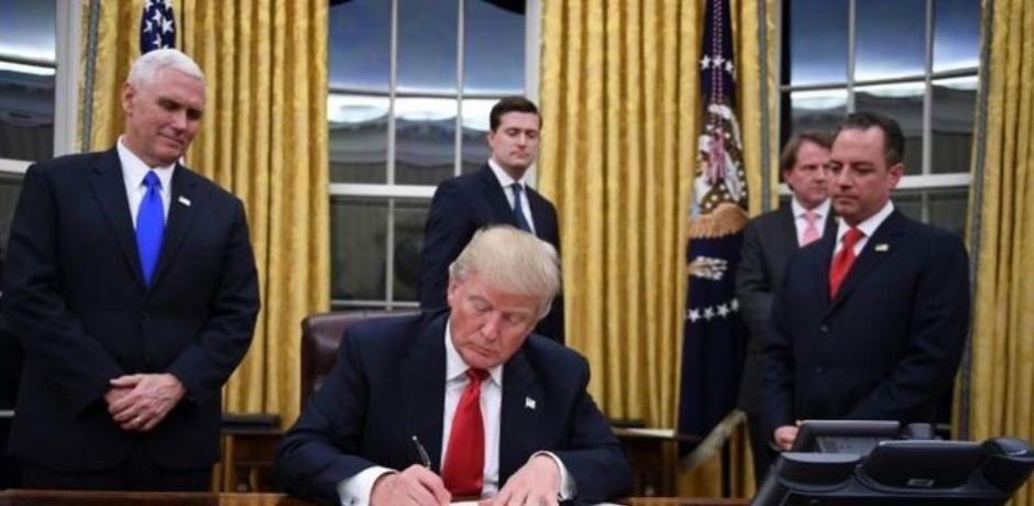 ترامب يتهم القضاء الفدرالي الأمريكي بالتسيس