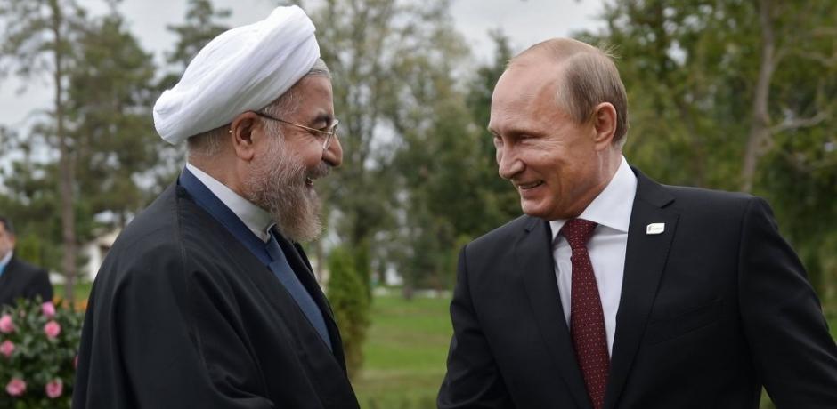 نظرة على زيارة الرئيس الإيراني حسن روحاني إلى موسكو