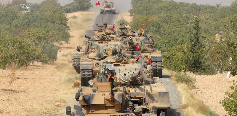 تركيا تنهي عملية درع الفرات في شمال سوريا