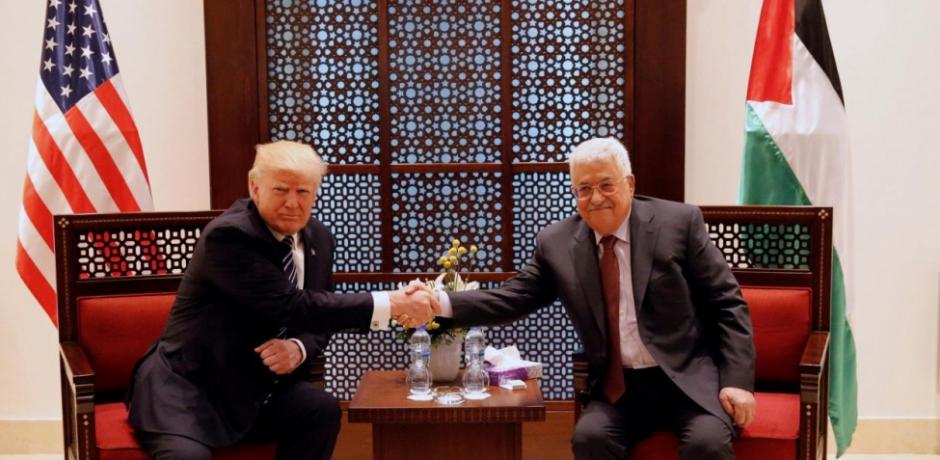 القضية الفلسطينية: ترامب يدعو إلى تقديم تنازلات من اجل السلام