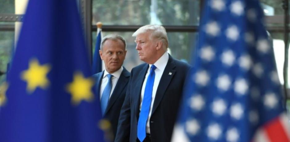 لقاءات ترامب الأوروبية