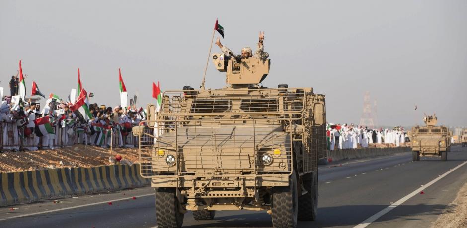 جهود دولة الإمارات العربية المتحدة في مجال مكافحة الإرهاب و التطرف