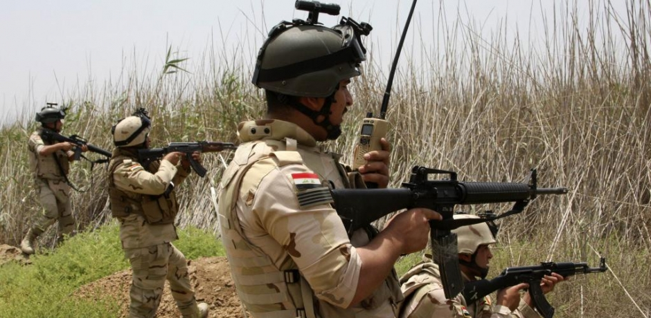 القوات العراقية تستعيد مدينة الحويجة من داعش