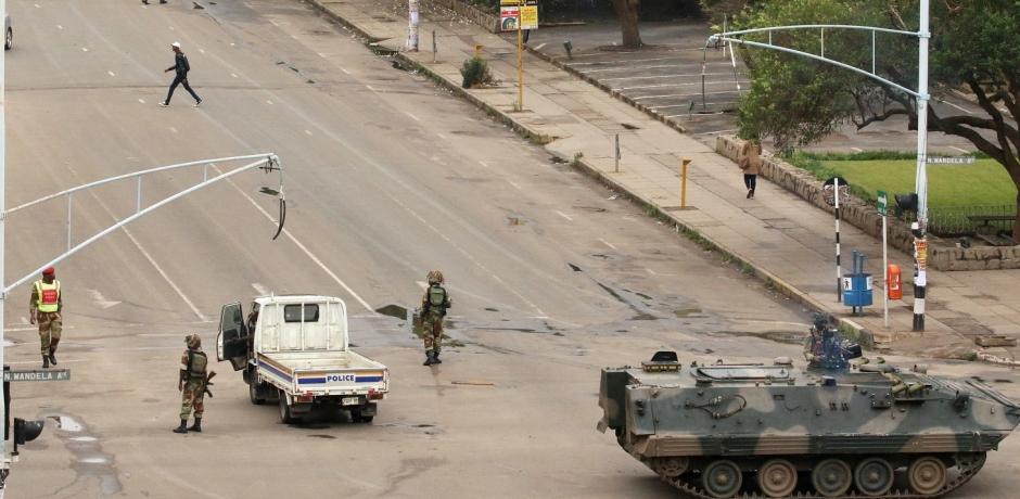 زيمبابوي: الكنيسة تدشن وساطة حول خروج سياسي محتمل للرئيس موغابي