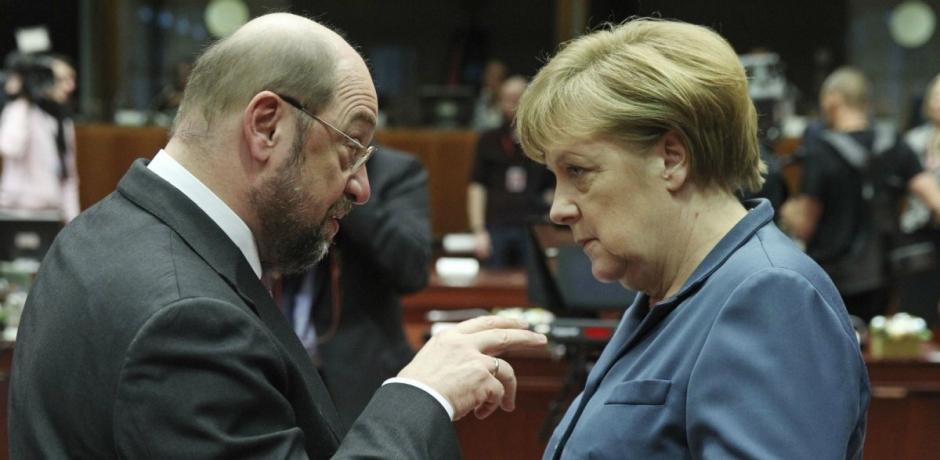 المشهد السياسي الألماني : اتفاق بين الإتحاد المسيحي و الحزب الاشتراكي لتكشيل حكومة ائتلافية