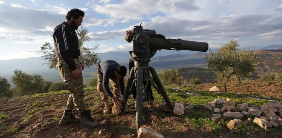 سوريا: منطقة عفرين على صفيح ساخن