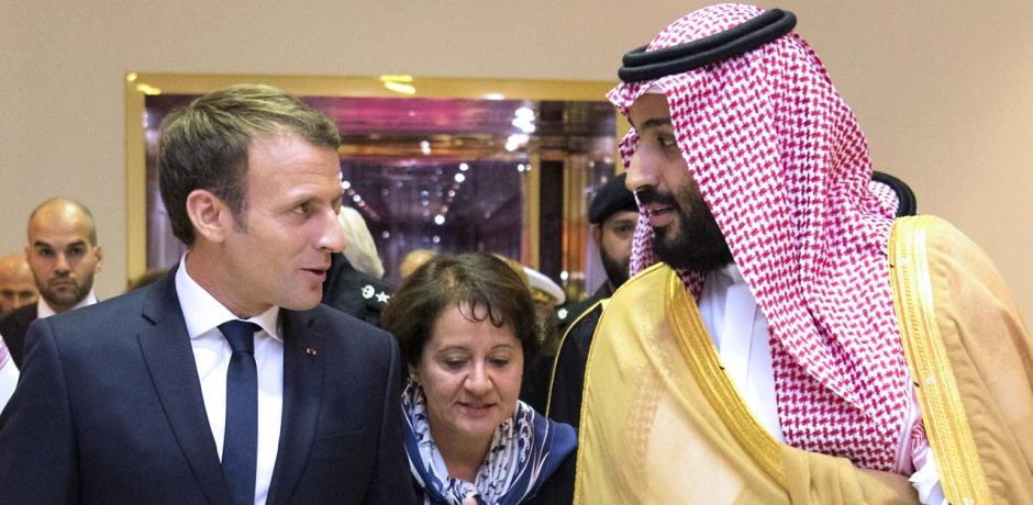 ولي العهد السعودي يختتم زيارته لفرنسا