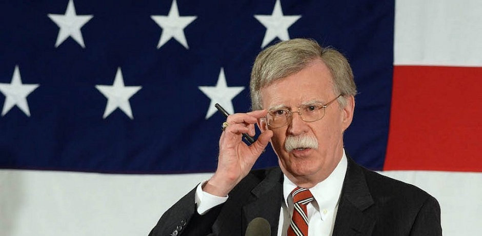 زيارة جون بولتون لإسرائيل و تركيا...أهداف متباينة و تطمينات حول الوضع في سوريا...