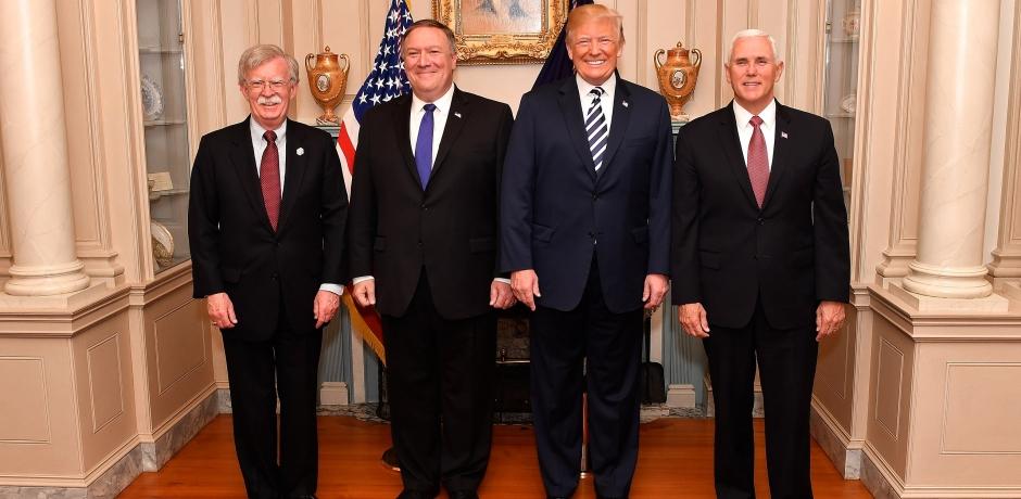 تحرك دبلوماسي أمريكي لافت  في الشرق الأوسط....السياق الأهداف و الرسائل.....