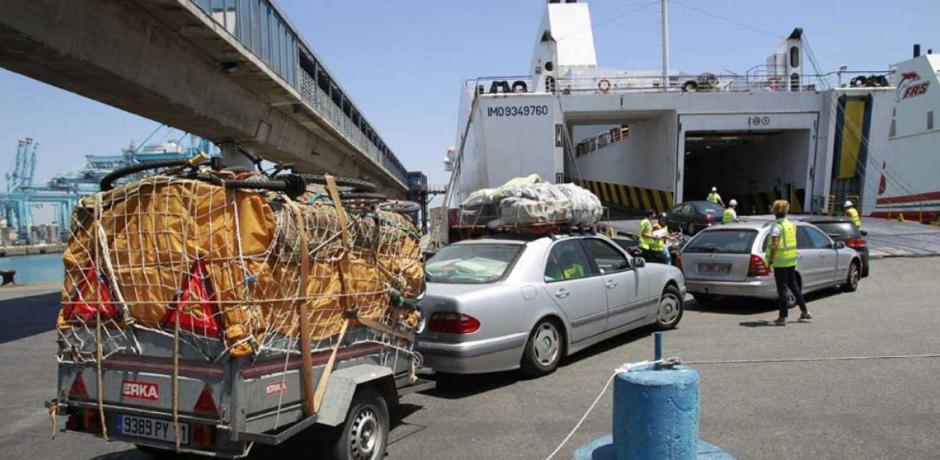 """المغرب : عملية """" مرحبا 2019 """" أي جديد ؟ و كيف تتعامل السلطات المينائية مع أيام الذروة ؟"""