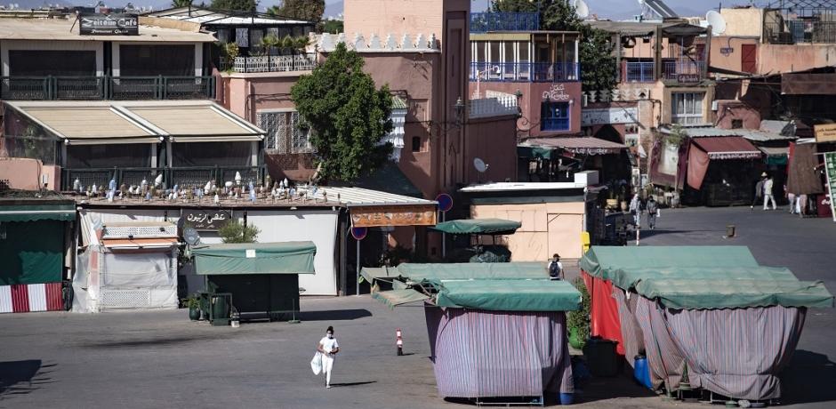 قطاع السياحة بالمغرب في ظل الجائحة