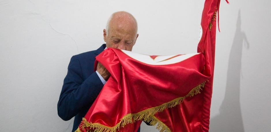 ما حصيلة العام الأول للرئيس التونسي قيس سعيد في قرطاج؟