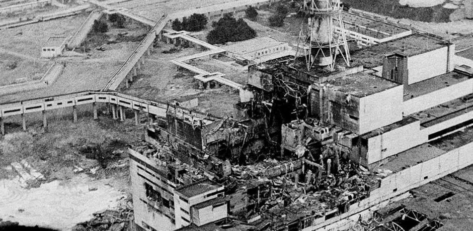 Dans la nuit du 26 avril 1986, l'explosion de la centrale nucléaire de Tchernobyl