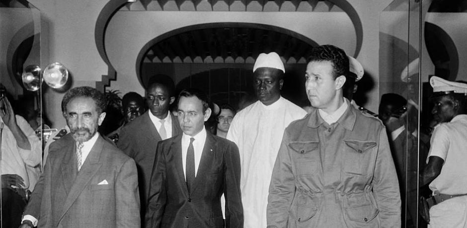 Naissance de l'Organisation de l'Union Africaine
