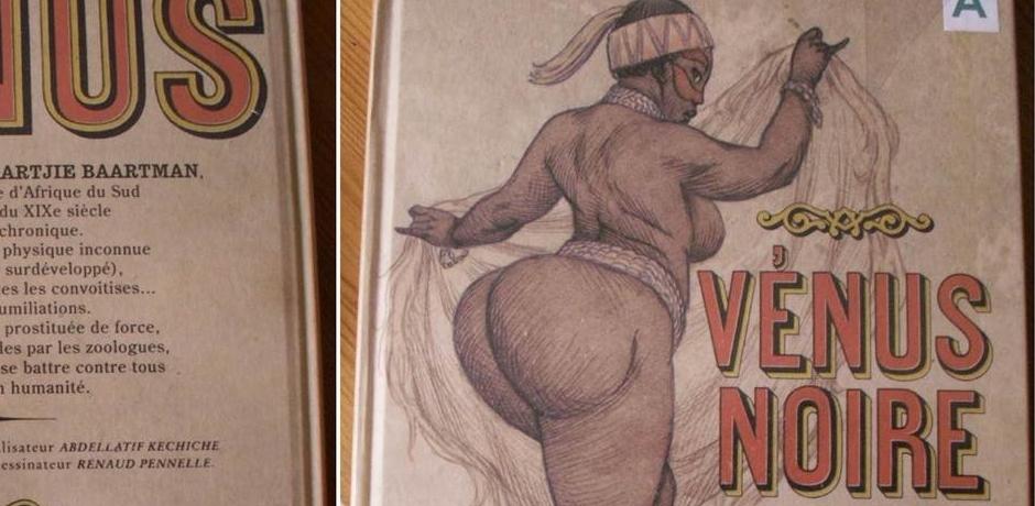 les restes de la Vénus Hottentote rendus à l'Afrique du Sud