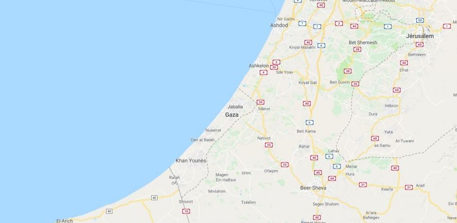 Quelles ressources énergétiques à Gaza ?