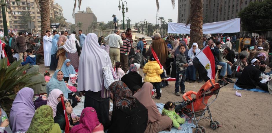 L'Egypte : 6 ans après la Révolution