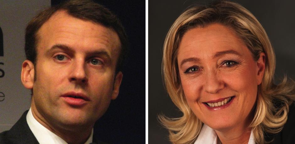 France : Quel candidat pour satisfaire, chef d'entreprise et salarié?