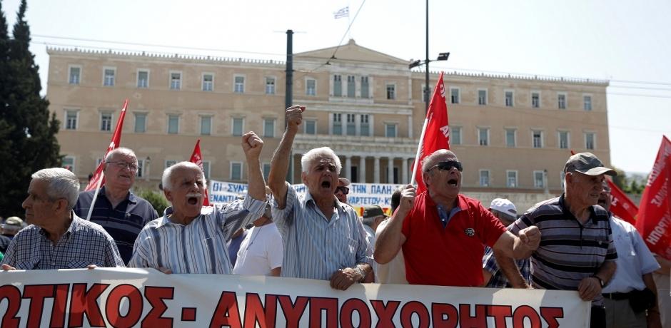 La Grèce, une économie sous perfusion