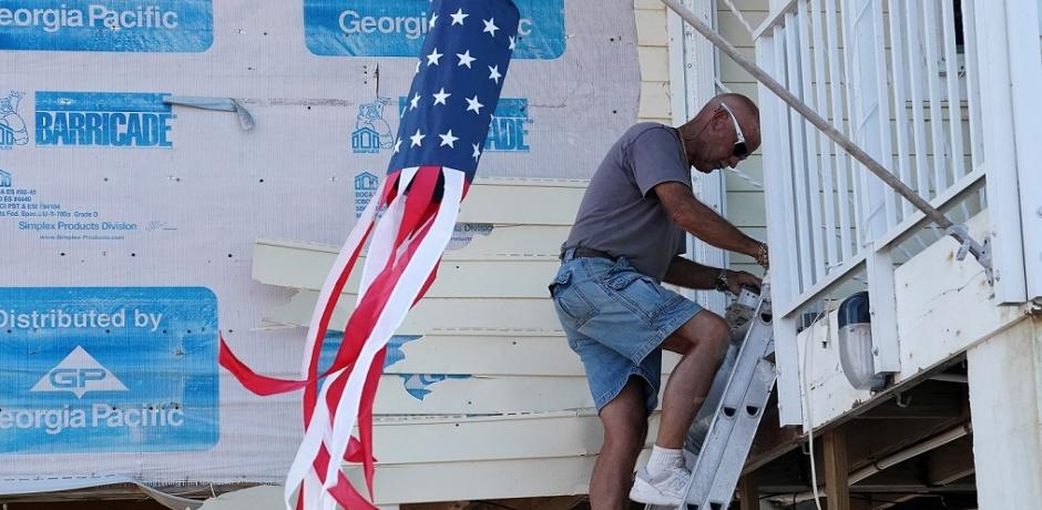 Très chères tempêtes - Les Américains sont-ils bien assurés ?