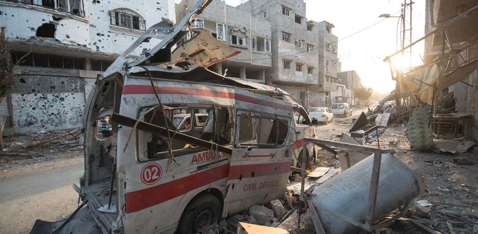 A quoi Gaza fait-elle face?