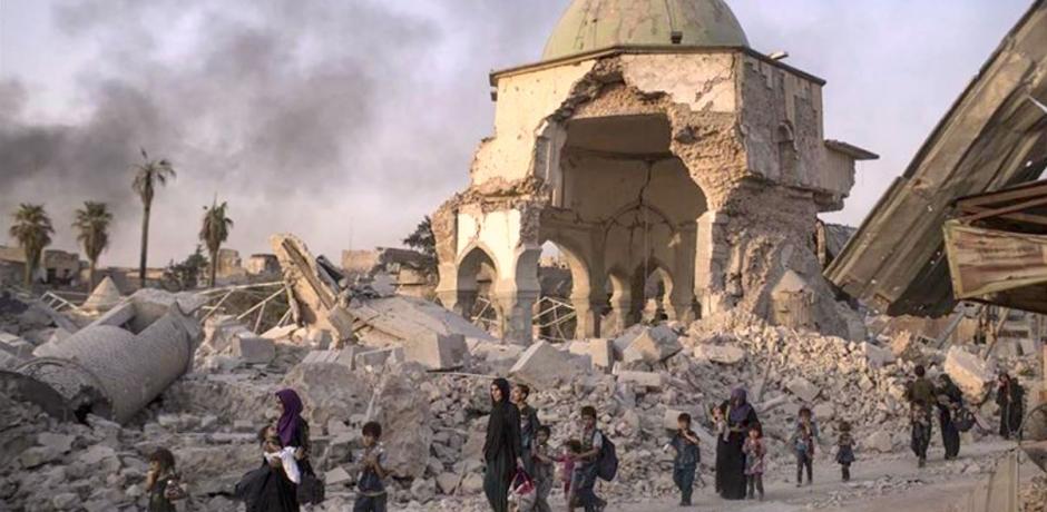 Reconstruction de l'Irak : année 0
