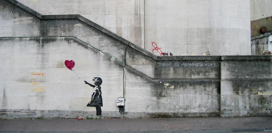 Banksy : l'homme qui valait des millions