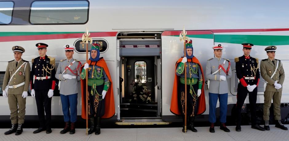 Les promesses du TGV marocain