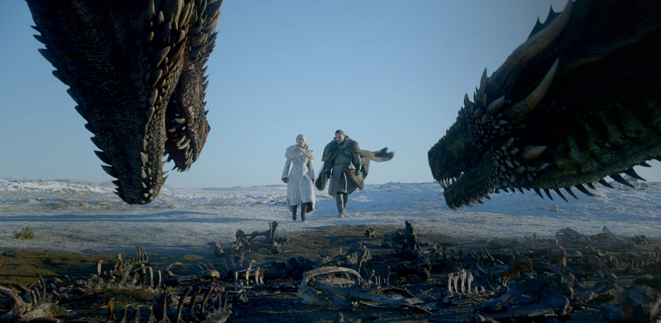 Game of Thrones chez les plateformes