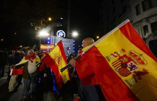 Les législatives en Espagne
