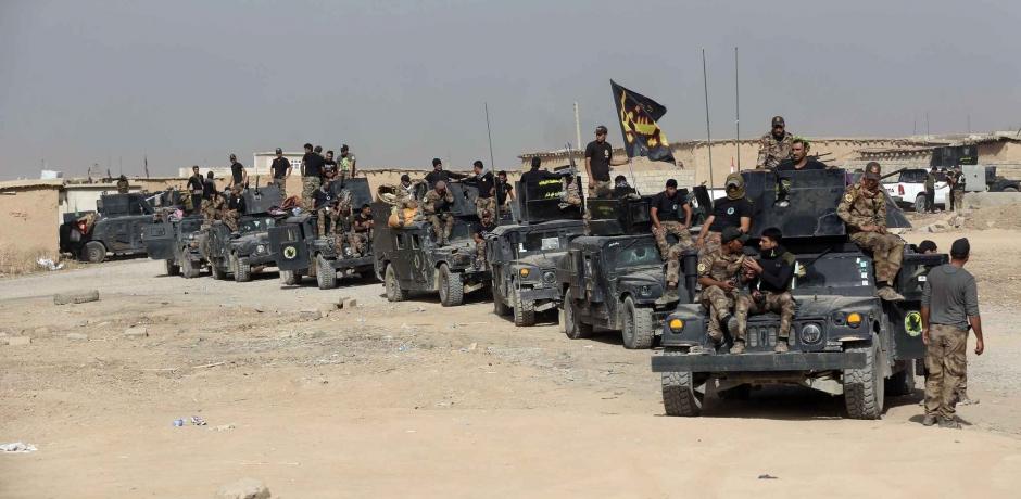 Irak : 2e phase de l'offensive sur Mossoul