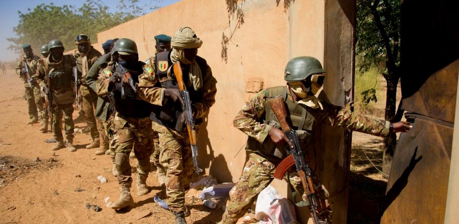 Davantage d'argent pour le G5 Sahel!