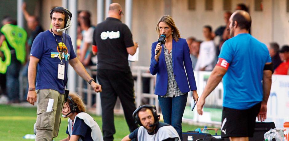 Journalisme sportif : quand les femmes élèvent la voix !