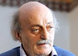 """Walid Joumblatt: """"Damas paiera pour ses crimes"""""""