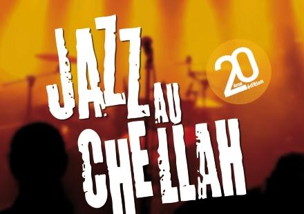 Jazz au Chellah célèbre ses 20 ans !