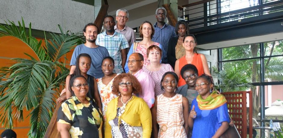 Bienvenue à l'équipe de l'Institut français du Gabon!