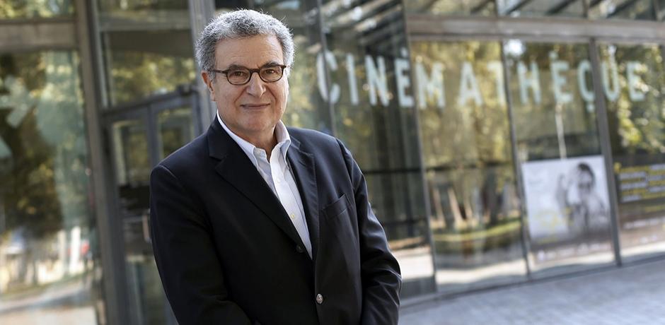 Serge Toubiana ou la passion du cinéma...
