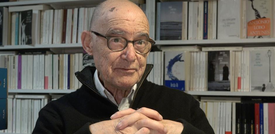 Le philosophe Jean-Luc Nancy au SIEL
